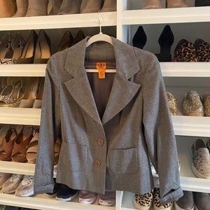 Tory Burch lightweight wool blazer 6